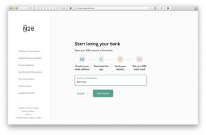 N26 Account Opening - Easy to do in 8 Minutes