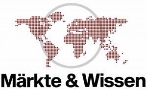 Logo der Rubrik Märkte & Wissen von Universal Hires